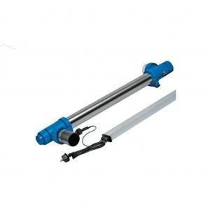 130 W UV-Sterilisator Blue...