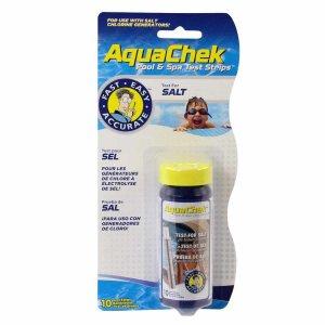 Teststrips voor zout AquaChek®