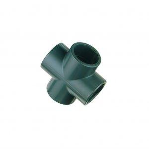 50 mm 90° PVC Kruisstuk...