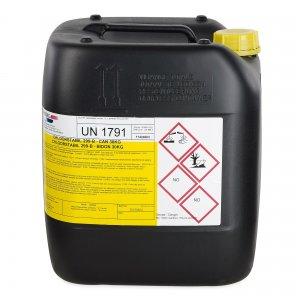 25 Liter Vloeibare Chloor