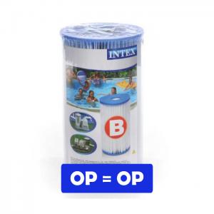 B Filterpatroon Intex