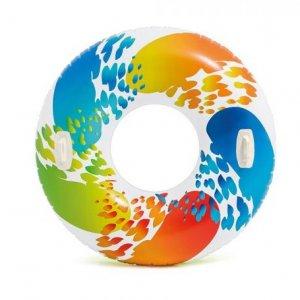 Intex Color Whirl Tube -...