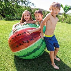 Watermeloen XL strandbal