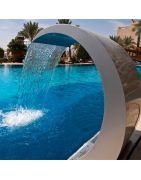 Watervallen bij Zwemco.be - Online store for pool & more